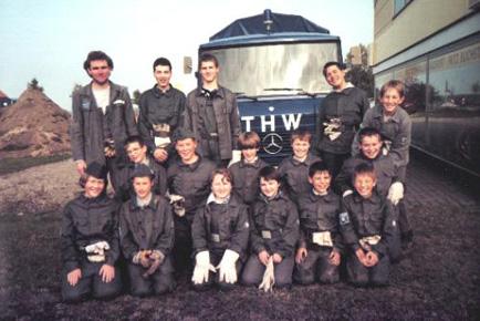 Jugendgruppe 1996